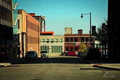 No Lines Downtown (donna.chiofolo) Tags: urban downtown buildings lines tones atmosphere edwardhopper