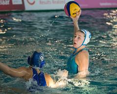 2C041638 (roel.ubels) Tags: len euro league waterpolo sport topsport utrecht uzsc 2016 krommerijn women
