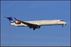 CRJ 900 ER SAS OY-KFI 15242 Geneve octobre 2016 (paulschaller67) Tags: crj 900 er sas oykfi 15242 geneve octobre 2016