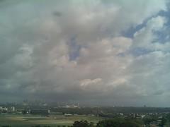 Sydney 2016 Dec 07 08:53 (ccrc_weather) Tags: ccrcweather weatherstation aws unsw kensington sydney australia automatic outdoor sky 2016 dec earlymorning