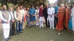 Yoga Guru Suneel singh with Yogis (yoga guru suneel singh) Tags: yogagurusuneelsinghwithyogis teachers master gurus india delhi urbanyogastudio