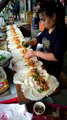Popiah workstation (JoeCollver) Tags: taichung taichungcity taiwan tw     food
