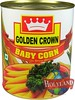 Baby Corn 800gm (holylandgroup) Tags: canned fruit vegetable cannedfruit cannedvegetable nonveg jalapeno gherkins soups olives capers paneer cream pulps purees sweets juice readytoeat toothpicks aluminium pasta noodles macroni saladoil beverages nuts dryfruit syrups condiments herbs seasoning jams honey vinegars sauces ketchup spices ingredients