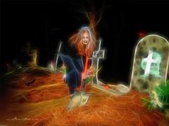 Noche de brujas (Unos y Ceros) Tags: nochedebrujas miedo canguelo pasajedelterror espanto susto acojone pnico horror tembleque pavor sobresalto angustias sorpresa tormento congoja zozobra intranquilidad ansiedad apuro pesadilla penalidad reconcomio desazn resquemor angustia alucinaciones nochedenimas trucotrato disfraces aviaparklamuela fiestadelanoche zaragoza aragn textura pinturaluz unosyceros 2016 lightroom nikond700 zaragons zaragoneses europa unineuropea ue invarietateconcordia