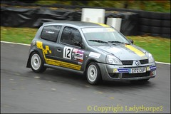 NHMC Cadwell Stages Rally 2016 _0035_22-11-2016 (ladythorpe2) Tags: north humberside mc cadwell stages rally 2016 20th november steve quigley peter littlefield blmcc renault clio cup 172