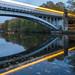 Der Verkehr am Mundsburger Kanal