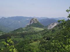 View from Mont d'Olmes, Arige (Monsgur) (Swanesca) Tags: arige montdolmes skiresort summer monsgur pyrenees landscape mountain valley france