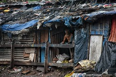 Tough Life (আশাবাদী) Tags: street karwanbazar dhaka nikon nikond5300 slum ঢাকা নাইকনডি৫৩০০ নাইকন bangladesh বাংলাদেশ