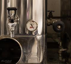 Industrial coffee urn (Chris (Midland05)) Tags: baycity michigan pentax pentaxk1 unitedstates us