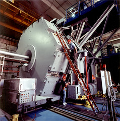 Preparing the BABAR Detector for Installation (SLAC National Accelerator Laboratory) Tags: babar particlephysics collider bfactory slac slacarchivesandhistoryoffice slacnationalacceleratorlab