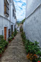 Callejn de Zuheros (Crdoba) (F. Nestares (+2.000.000 V)) Tags: zuheros explored explore