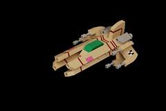 Tannhuser (pasukaru76) Tags: canon100mm lego space starfighter vicviper nnovvember nnovvember2016 moc