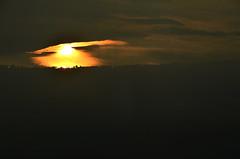 Fuji Sunrise Reflection (pokoroto) Tags: fuji sunrise reflection mount  fujisan yamanashi prefecture   japan 8   hachigatsu hazuki leafmonth 2016 28 summer august
