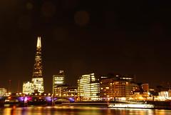 Shard (iii) (stevethesnapper) Tags: lautomne fun afterdark f95 november 2016 30siso100 colours london monument thames longexposure pentax herbst river shard uk autumn