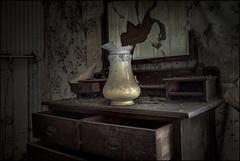 Abandoned dressing table (ducatidave60) Tags: fuji fujifilm fujinonxf23mmf14 fujixt1 abandoned decay dereliction