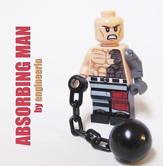 IMG_5919 (EBAY-engineerio) Tags: absorbing man marvel civil war agents shield lego custom mini figure print printed