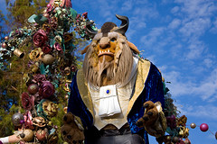 IMG_5597 (onnawufei) Tags: parade disneyworld wdw waltdisneyworld magickingdom beautyandthebeast