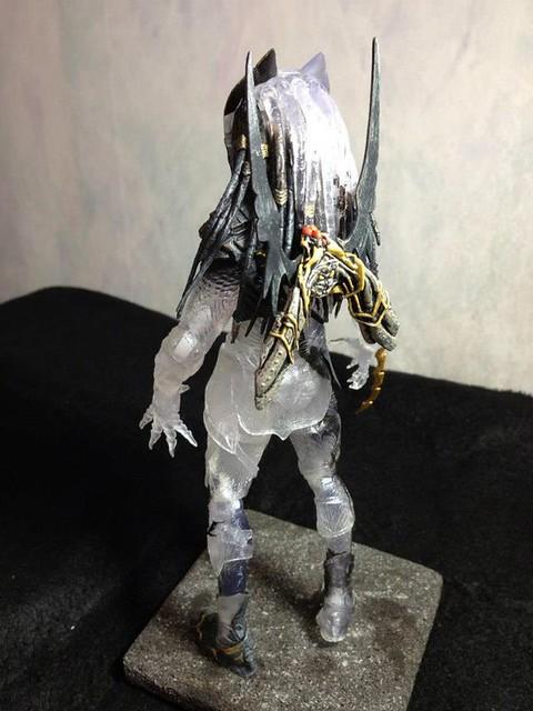 【玩具人Scott Austin投稿】Predator與HellBoy愛的改造!