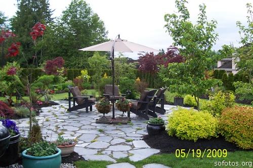 Jardinagem paisagismo fotos