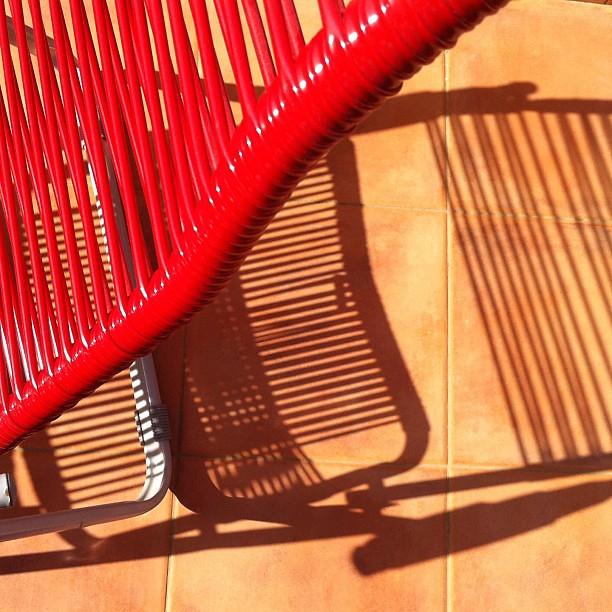 Rosso estate.