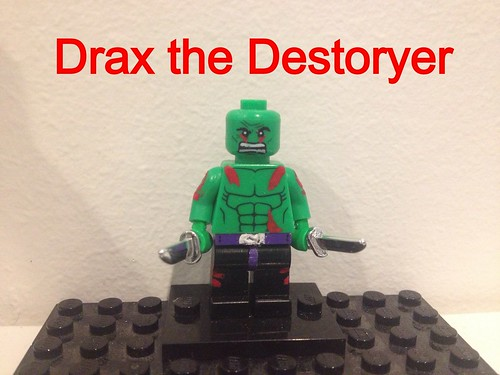 Drax The Destroyer Vs Venom: Flickriver: Most Interesting Photos From Custom Lego