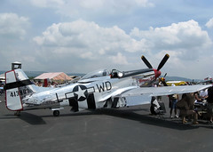 "P-51D Mustang (1) • <a style=""font-size:0.8em;"" href=""http://www.flickr.com/photos/81723459@N04/9649938937/"" target=""_blank"">View on Flickr</a>"