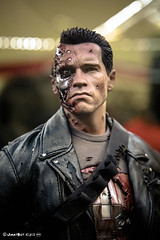 Terminator (Jimmy Chuah) Tags: game movie toy singapore comic games ironman figure marinabay 2013 marinabaysands stgcc