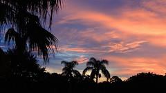 Bradenton Sunset (Jim Mullhaupt) Tags: sunset sun color night evening flickr florida cloudy storms bradenton mullhaupt jimmullhaupt