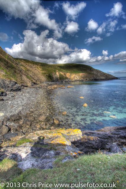Kinerick Cove, Cornwall