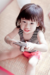 Photographer (violin6918) Tags: family portrait people baby cute girl angel canon children kid pretty child princess daughter hsinchu taiwan sigma lovely vina 5014 littlebaby violin6918 sigma50mmf14exdghsm canon5d2