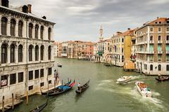 Canale Grande, Venice (rnadrchal) Tags: day cloudy grn mygearandme blinkagain infinitexposure