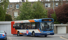 Stagecoach in Fife - SP06 DBY (22406) (MSE062) Tags: man bus st manchester scotland andrews fife single alexander stagecoach wigan decker sp06 22406 dby alx300 sp06dby