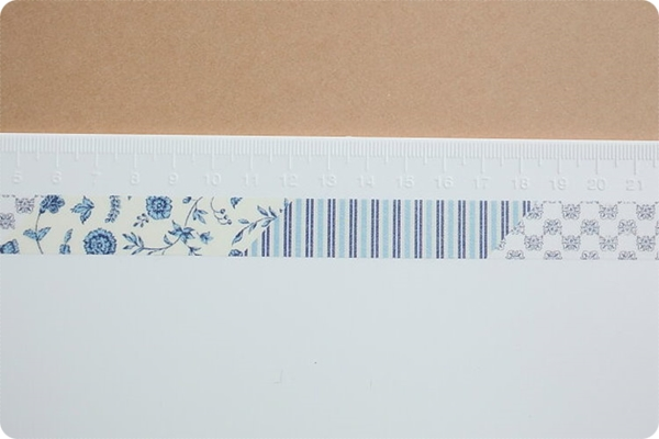 日本mt和紙膠花(藍R)