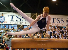 GPS Gym Champs 2013 (11) 399 (nelpix_imaging) Tags: student team jump bars floor victory rings flip gymnastics roll trophy vault win gps championships gym tss somersault bgs 2013