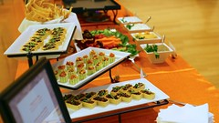 Healthy Meetings and GlassMakesFriends 33079 (tedeytan) Tags: food innovation thefuture healthyfood nutrition kaiserpermanente dt35mmf18sam centerfortotalhealth healthymeetings googleglass glassmakesfriends