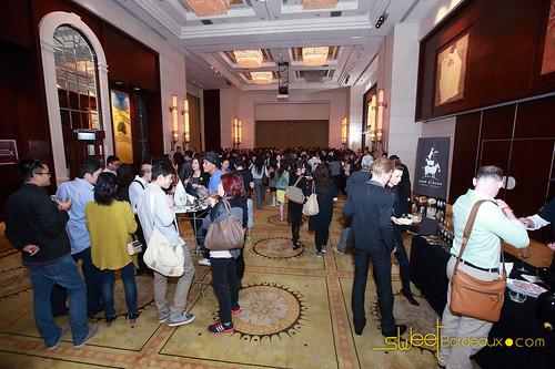 Sweet Party - Langham Place Hotel de Hong Kong - 4/11/2013