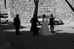 (Jacobo Canady) Tags: wedding blackandwhite bw byn blancoynegro portugal groom bride blackwhite photographer boda bn algarve bridegroom novia novio fotgrafa cacelavelha