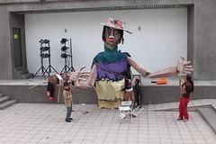 Comitivas Culturales SERVICIO PAÍS Cultura en Alto Hospicio, Región de Tarapacá f