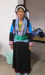 Buyi costume 2 (MFinChina) Tags: china clothing embroidery sewing traditional guizhou minority liuzhi buyi
