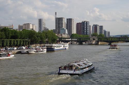 Front de Seine - Paris