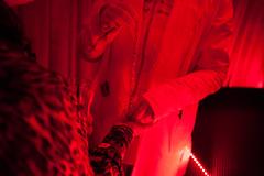 - (surgery) Tags: nyc newyork art hotel w casino installation opening diabolique desisantiago