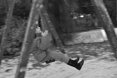 At the playground  .....