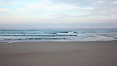 secret spot (alexirrho) Tags: ocean sea summer france beach les sand august atlantique landes