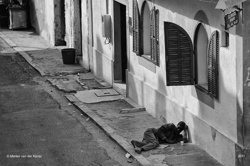 Beggar - St.-Louis / Senegal