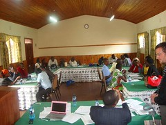 Training in Kisumu