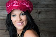 Briie_DSC8611 (Mel Gray) Tags: pink portrait people hat fashion model fashionshoot shockingpink tuggerah studioshoot glamourphotography australianimages newcastlesundance melgrayphotography exposurestudios briielinton