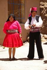 TAQUILE (Luz D. Montero Espuela. 2.5 million visits. Thanks) Tags: trip travel portrait people titicaca pentax pareja retrato retratos viajes taquile isla parejas k7 america peru pentaxk7 luzdmonteroespuela sudamerica