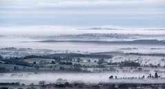 Layers of Mist (jactoll) Tags: winter mist misty fog landscape nikon foggy layers malvern worcestershire herefordshire nikkor ledbury malvernhills 70200mmf4 d610 jactoll malvernmist nikonfxshowcase malvernfog vision:beach=0807 vision:outdoor=099 vision:ocean=0961 vision:sky=086 vision:car=0872 vision:clouds=0885