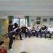 Inhalte diskutieren. Landesarbeitskreiswochenende der Jusos Sachsen