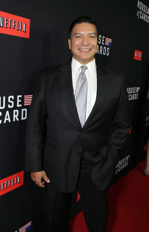 Gil Birmingham at the Netflix House of Cards Los Angeles Season 2 Special Screening in Los Angeles. (Photo by Eric Charbonneau/Invision for Netflix/AP Images)